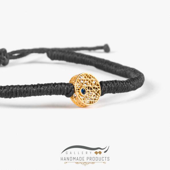 جدیدترین عکس دستبند طلا زنانه اسکریبل