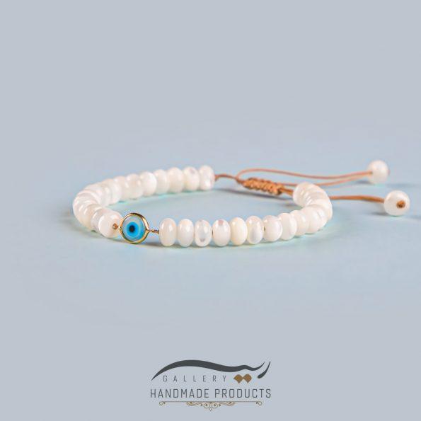 تصویر دستبند طلا زنانه تیارا