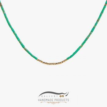 گردنبند طلا زنانه مریتیس