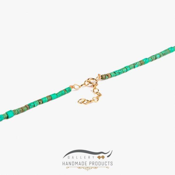جدیدترین عکس گردنبند طلا زنانه مریتیس