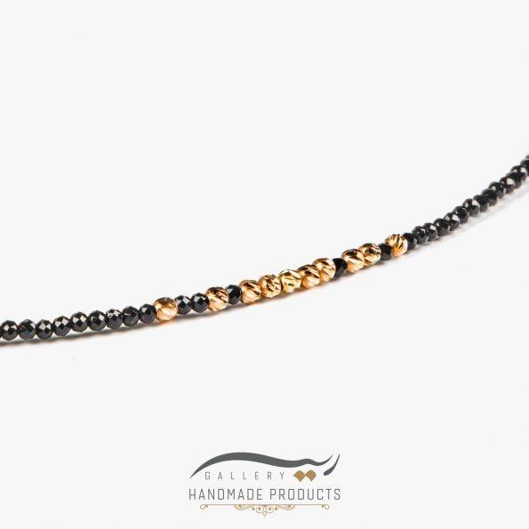 جدیدترین عکس گردنبند طلا زنانه الهه شب