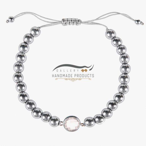 عکس دستبند نقره زنانه وینتر