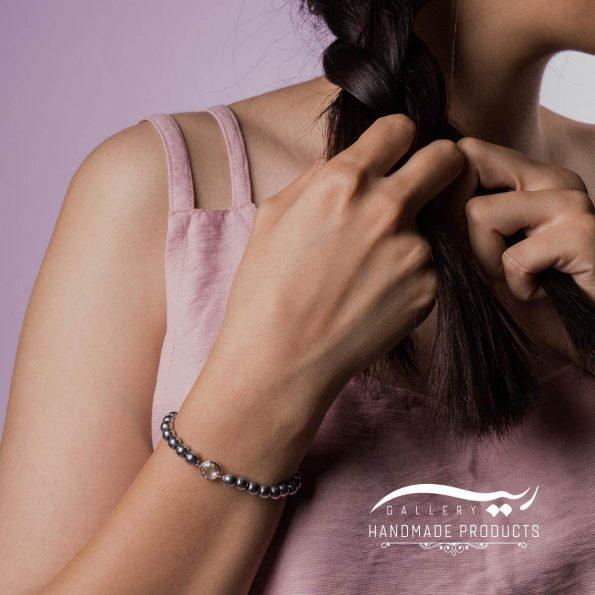 مدل دستبند نقره زنانه وینتر
