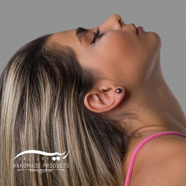 مدل گوشواره نقره زنانه آرتمیس