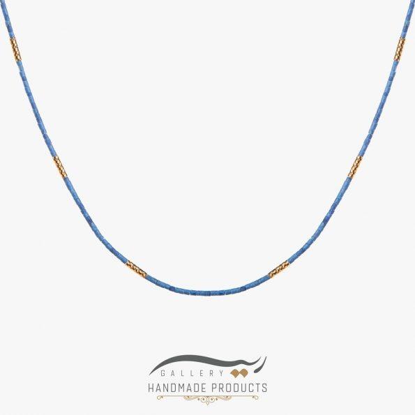 گردنبند طلا زنانه آشوتب