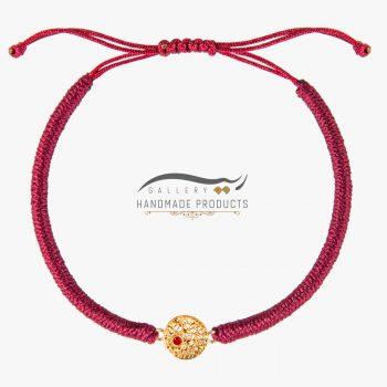 عکس دستبند طلا زنانه اسکارلت