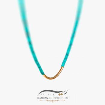 عکس گردنبند طلا زنانه آرک